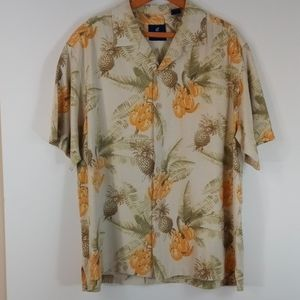 Caribbean Joe short sleeve shirt K4